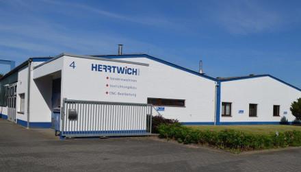 Herrtwich GmbH - Firmengebaeude