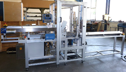 Herrtwich - Laserbeschriftungsanlage
